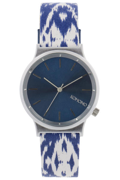 Komono Wizard Print Watch (batik blues)