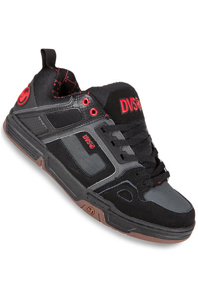 DVS Comanche Shoe (black grey black)
