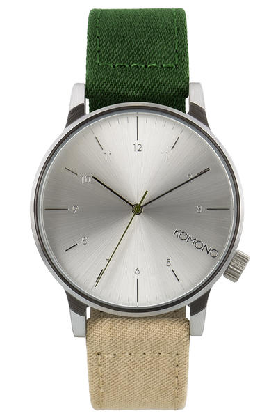 Komono Winston Heritage Watch (multitone green)
