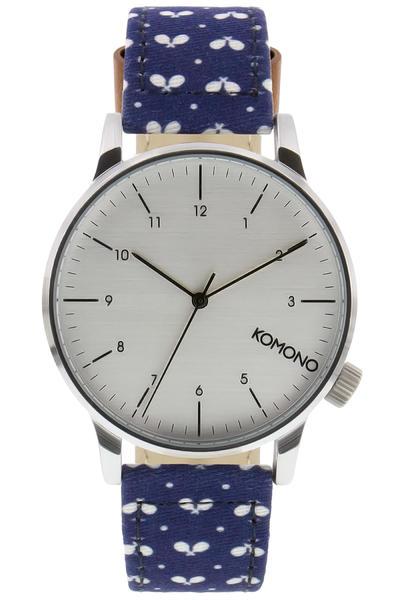Komono Winston Print Watch (ping pong polkadot)