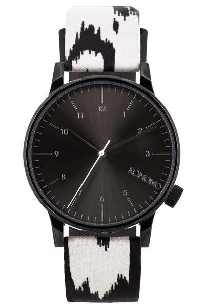 Komono Winston Print Reloj (blurred lines)