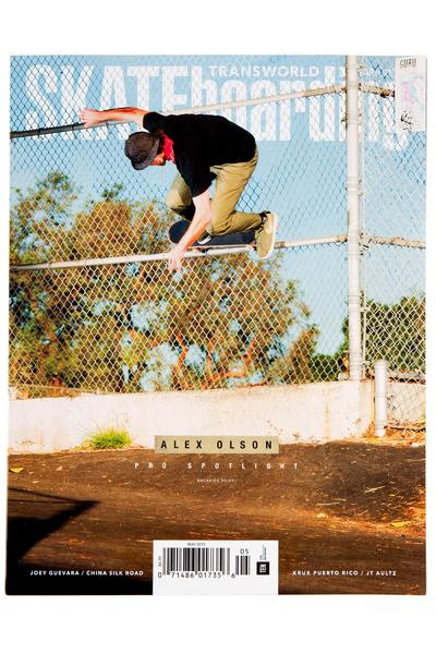 Transworld Mai 2015 Revista