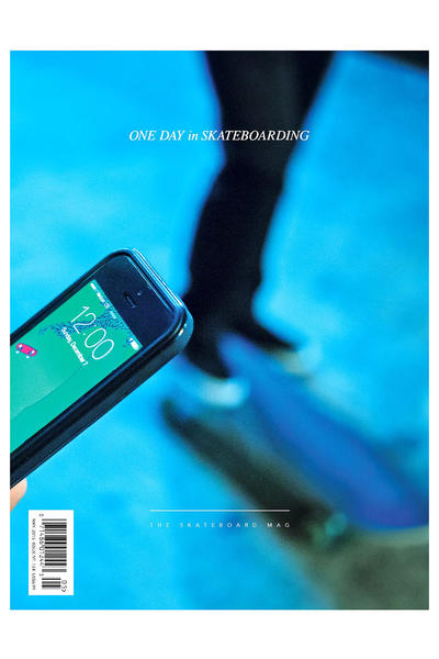 The Skateboard Mag Mai 2015 Magazin
