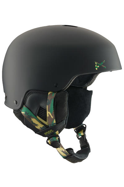 Anon Striker Snow-Helmet (guerilla black)