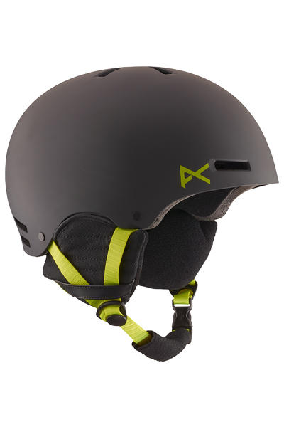 Anon Raider Neige-Casque (black green)