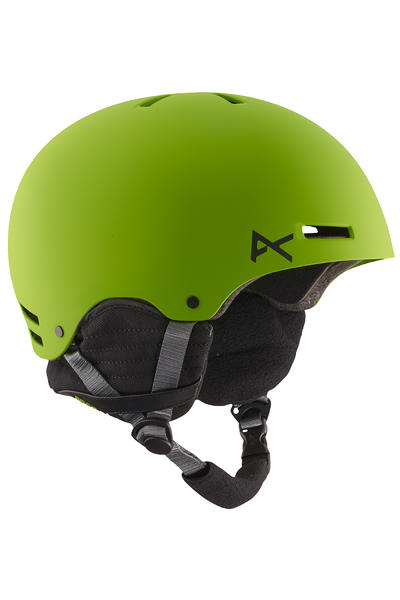 Anon Raider Neige-Casque (dosed green)