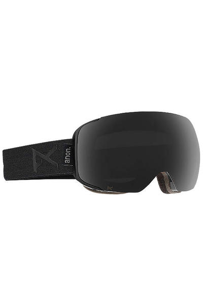 Anon M2 Goggles (smoke dark smoke) incl. Bonus glass