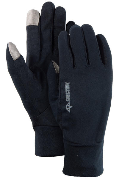 Celtek Postman Touchscreen Gloves (black)