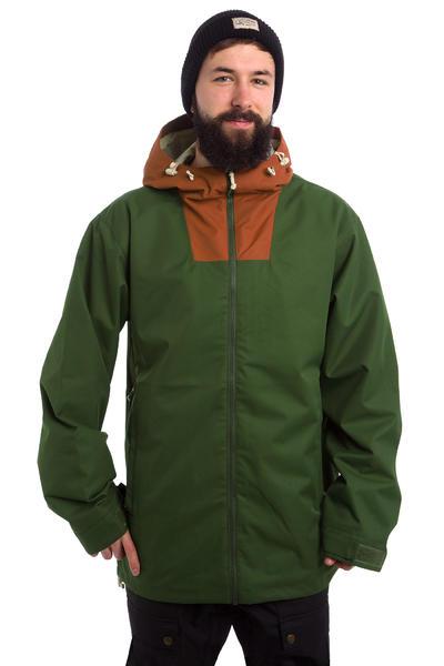Airblaster Vintersars Snowboard Jacke (olive rust)