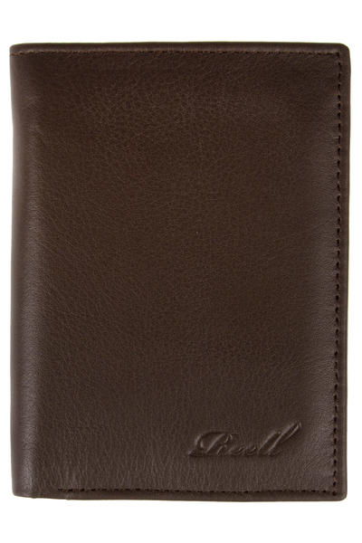 REELL Trifold Wallet (brown)