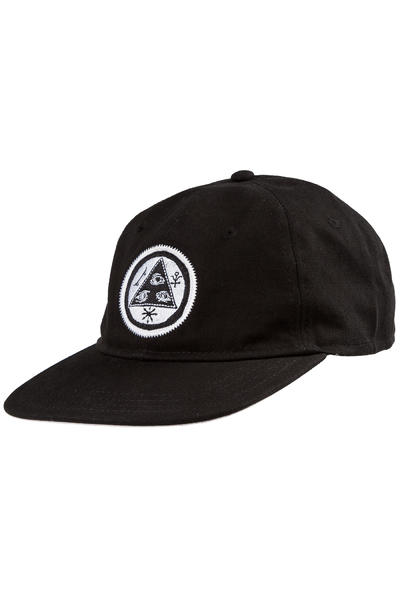 Welcome Talisman Snapback Cap (black white)