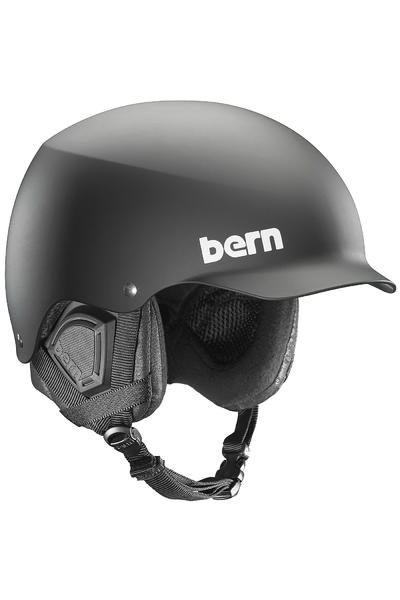 Bern Baker Thin Shell BOA® Casco de Snow (matte black)