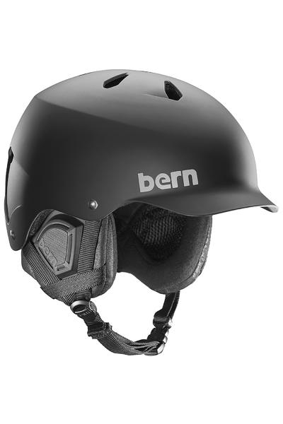 Bern Watts Thin Shell BOA® Snow-Helm (matte black)