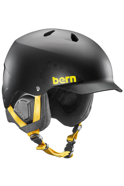 Bern Watts Thin Shell BOA® Casco de Snow (wu tang)