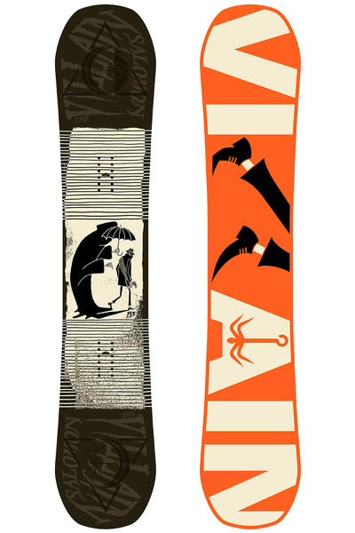 Salomon The Villain 153cm Snowboard 2015/16