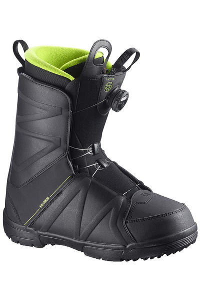 Salomon Faction BOA® Boot 2015/16 (black black black)