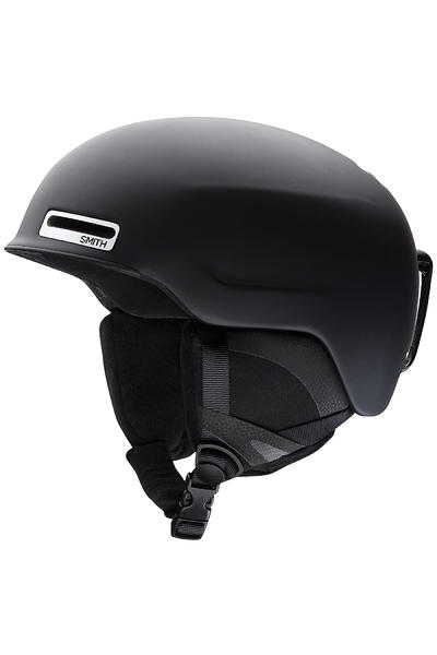 Smith Maze Casco de Snow (matte black)