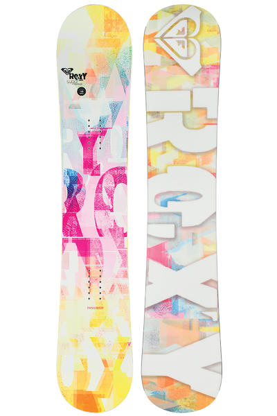 Roxy Sugar Banana 149cm Snowboard 2015/16 women