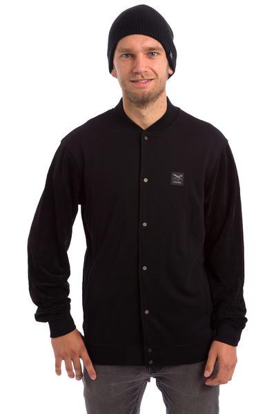 Iriedaily Mix Up Trainer Jacket (black)