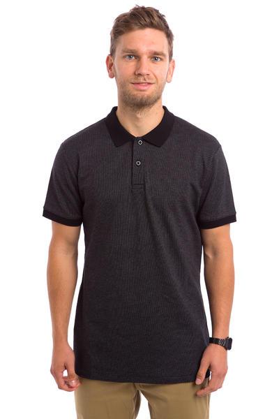 Iriedaily Vincent Polo-Shirt (black melange)