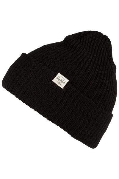 Herschel Quartz Mütze (black)