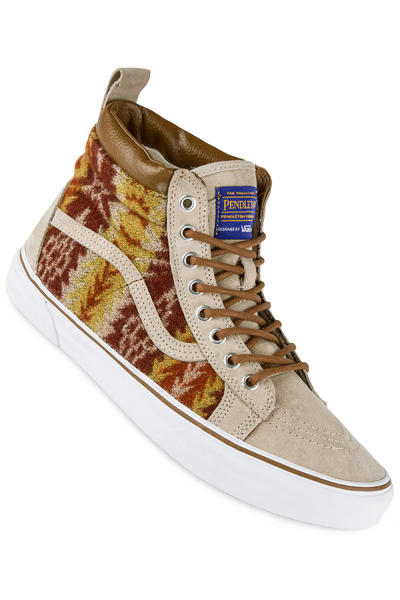 Vans x Pendleton Sk8-Hi MTE Shoe (tribal tan)
