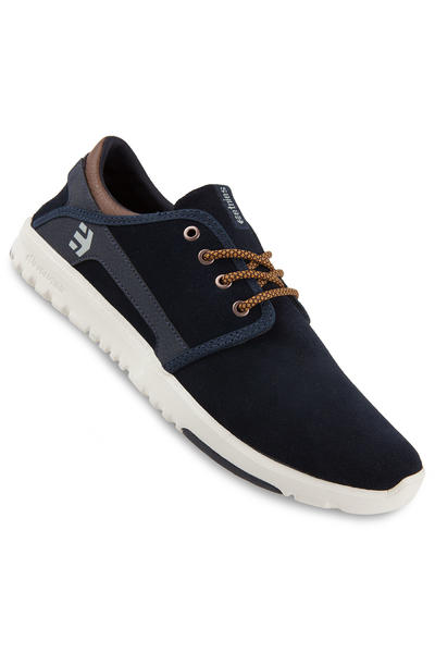 Etnies Scout Schuh (navy brown white)