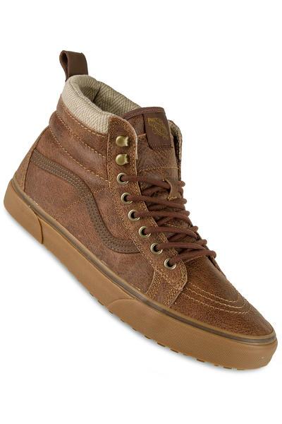 Vans Sk8-Hi MTE Schuh (brown herringbone)