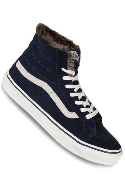 Vans Sk8-Hi Slim Shoe women (total eclipse marshmallow)