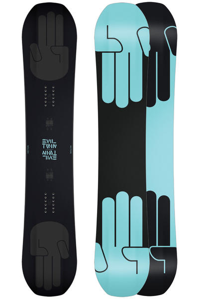 Bataleon Evil Twin 152cm Snowboard 2015/16