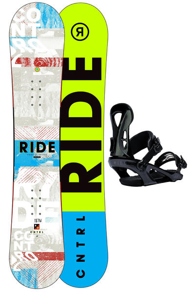 Ride Control 157cm Wide / LX L Set de Snowboard 2015/16