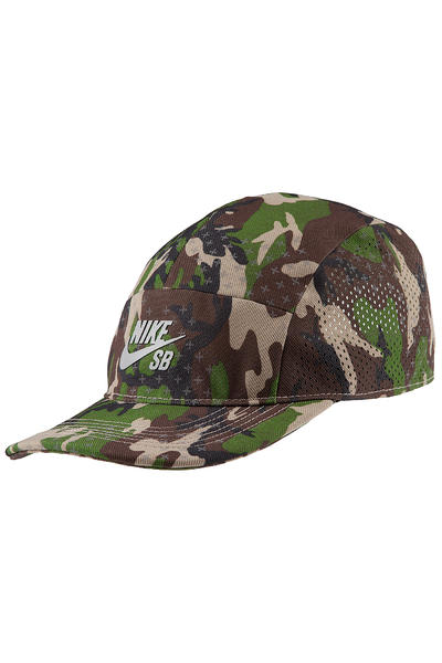 Nike SB EDRL Performance 5-Panel Cap (khaki)