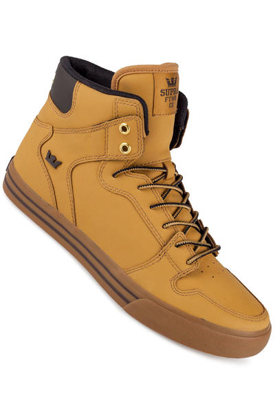 Supra Vaider Shoe (amber gold light gum)