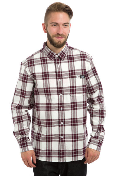 Dickies Brooksville Shirt (maroon)