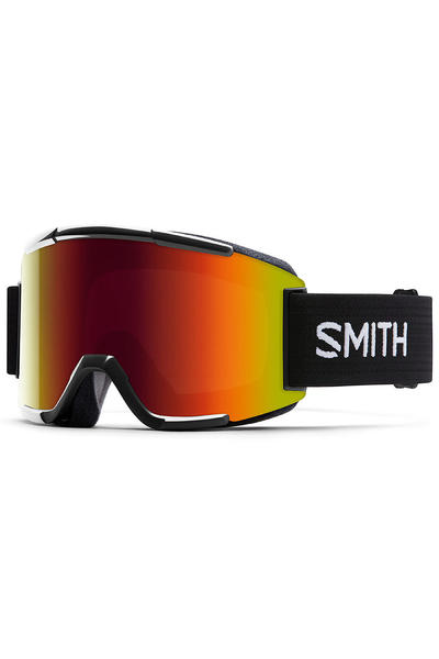 Smith Squad Goggle (red solex yellow) incl. Bonus glass