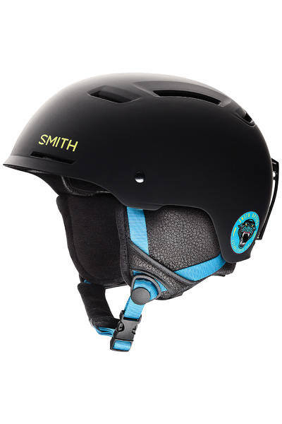 Smith Pivot Snow-Helm (matte blacklight)