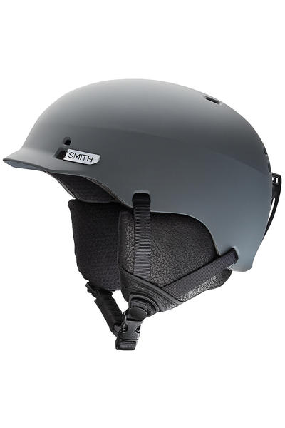 Smith Gage Snow-Helm (matte charcoal)