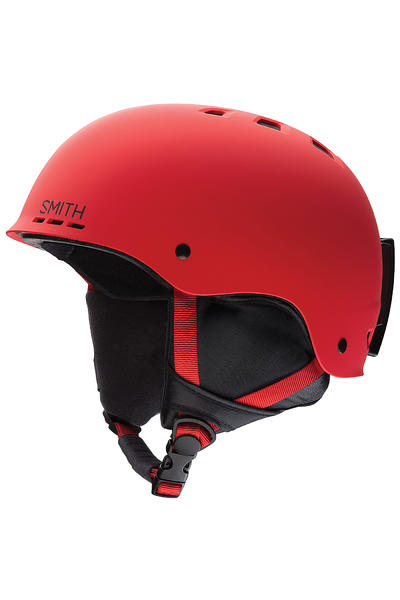 Smith Holt Snow-Helm (matte fire)