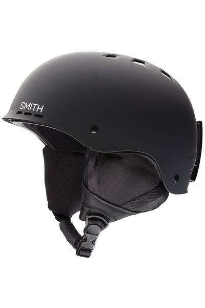 Smith Holt Snow-Helmet (matte black)