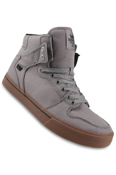 Supra Vaider Shoe (storm grey gum)
