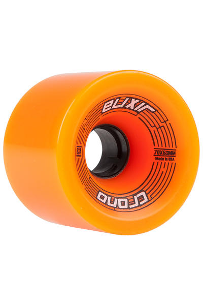 Long Island Elixir Series - Chrono 70mm 83A Rollen (orange) 4er Pack