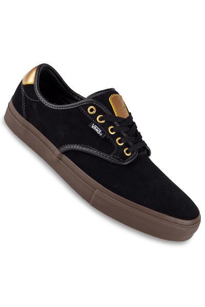 Vans Chima Ferguson Pro Schuh (black gum gold)