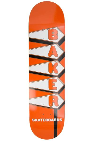 "Baker 24 Hours 8"" Deck (orange)"