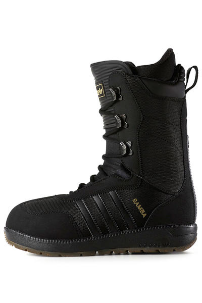 adidas Snowboarding The Samba Boot 2015/16 (black gum gold)