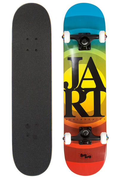"Jart Skateboards Radar 7.625"" Complete-Board (multi)"