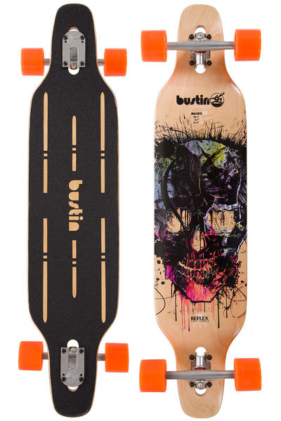 "Bustin Machete 39.1"" (99cm) Longboard-completo"