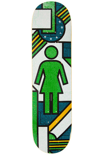 "Girl Koston Framework OG 8.25"" Deck (multi)"