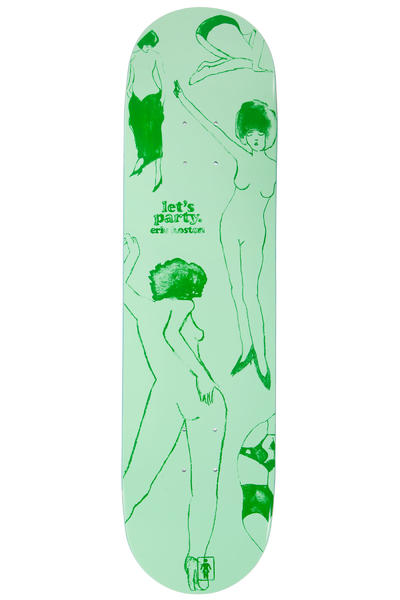 "Girl Koston Party Girls 8.25"" Deck (green)"