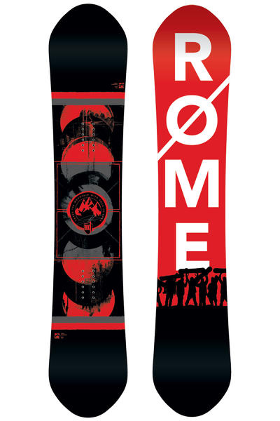 Rome Mod Stale Pro 156cm Snowboard 2015/16