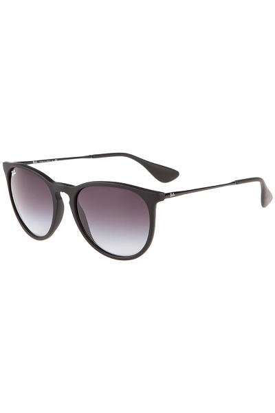 Ray-Ban Erika Sunglasses 54mm (rubber black)